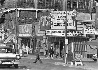 Flame Bar 1962 - MHS